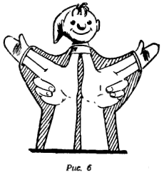 Нарисовать куклу петрушку поэтапно
