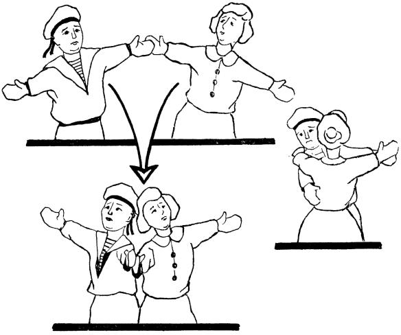 Другие танцы (краковяк