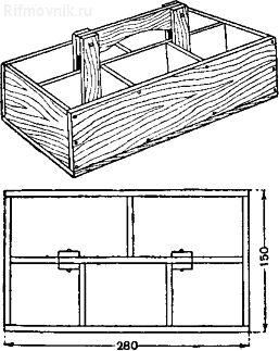 Ящик для саморезов и гвоздей своими руками 92